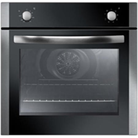 Baumatic Iberna IBOS600X 4 Function Static Electric Single Oven Stainless Steel