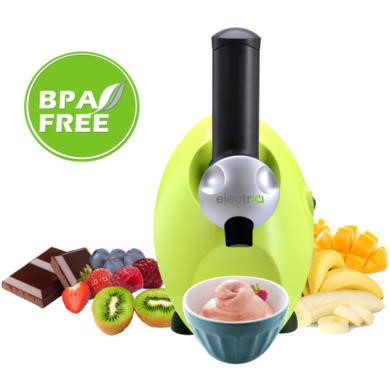 ElectrIQ Frozen Fruit Dessert Maker