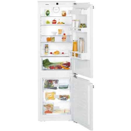 Liebherr ICN3314 177x56cm 256L NoFrost 70-30 Door-on-door Integrated Fridge Freezer