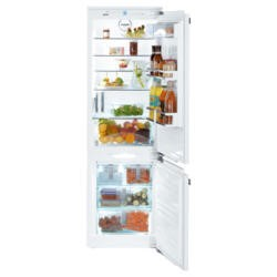 liebherr ICN3366 255 Litre 177x56cm NoFrost 70-30 Door-on-door Integrated Fridge Freezer