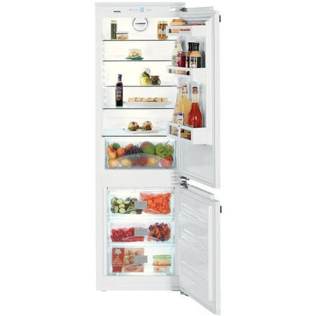 Liebherr ICUN3314 Comfort 178x55cm A++ NoFrost 70-30 Door-on-door Integrated Fridge Freezer