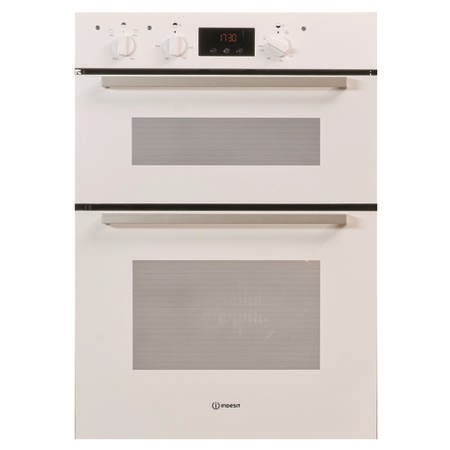 Indesit IDD6340WH Aria Electric Built-in Double Oven White