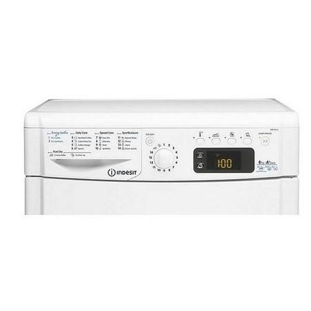 Indesit IDPE845AECO 8kg Freestanding Heat Pump Tumble Dryer White