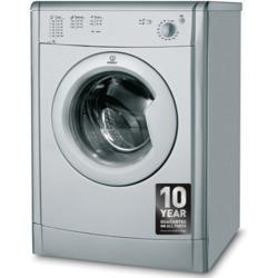 Indesit IDV75S Freestanding 7kg Vented Tumble Dryer - Silver