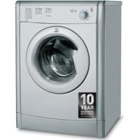 Indesit IDV75S Freestanding Vented Tumble Dryer - Silver