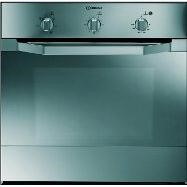 Indesit IF51KAIXS Electric Built-in  in Stainless steel