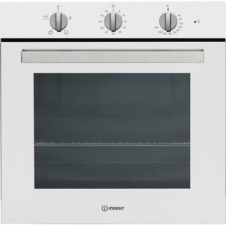Indesit IFW6230WHUK Four Function Electric Built-in Single Oven White