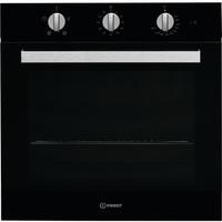 Indesit IFW6330BL Four Function Electric Built-in Single Oven Black