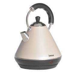 Igenix IG740C New 1.8l Cream Pyramid Kettle