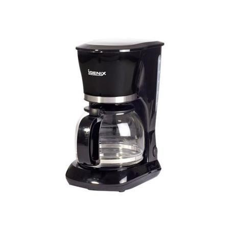 Igenix IG8126 New Filter Coffee Maker 10 Cup Black
