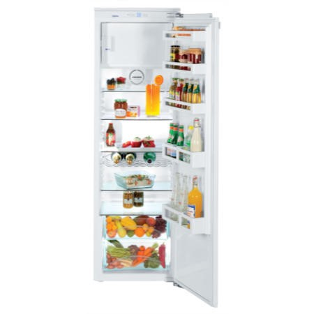 Liebherr IK3514 314 Litre 177x56cm In-column Integrated Fridge With Four Star Ice Box