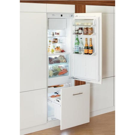 Liebherr IKBV3254 Premium 177x55cm A++ In-column Integrated Fridge With BioFresh Telescopic Cellar Drawers & Freezer Box