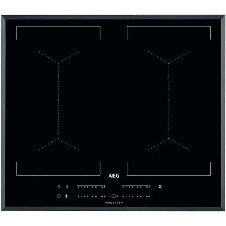 AEG IKE64450FB MaxiSense 60cm Touch Control Four Zone Induction Hob - Frameless