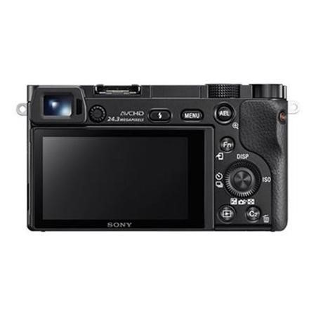 Sony ILCE-6000 Alpha A6000 24.3MP 3.0LCD FHD CSC Camera Black Inc 16-50mm Lens