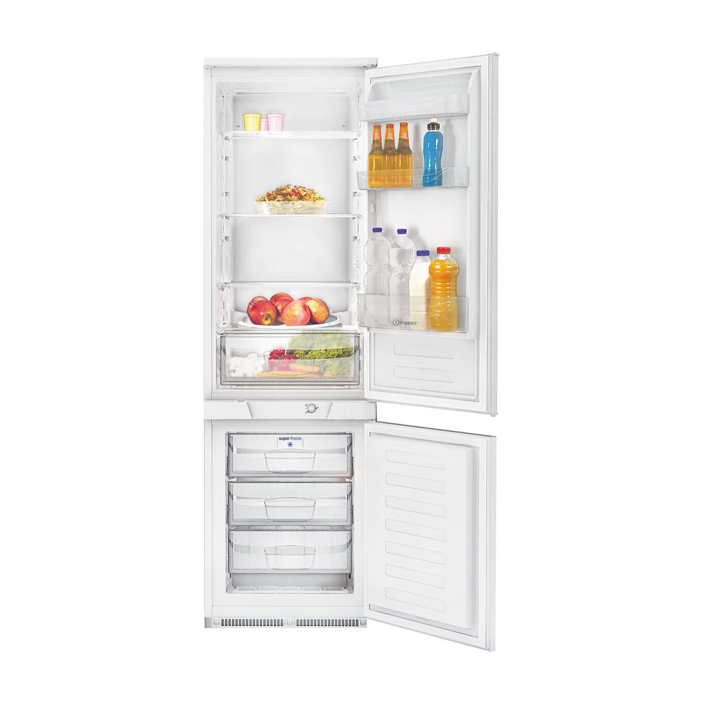 Indesit Incb31aa 70 30 Integrated Fridge Freezer Appliances Direct Indesit  CAA55 Indesit Fridge Freezer Wiring Diagram