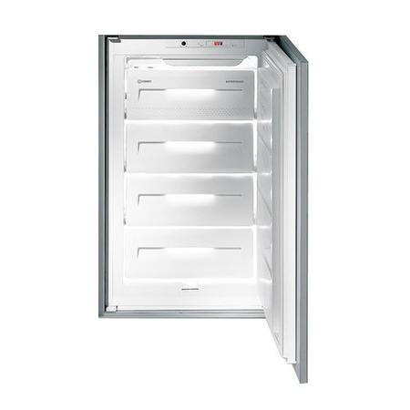 Indesit INF14121 54cm Wide Integrated Upright In-Column Freezer - Polar White