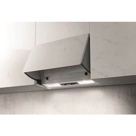 Elica INT-NG-SPT Integrata Lux 60cm Integrated Cooker Hood Grey