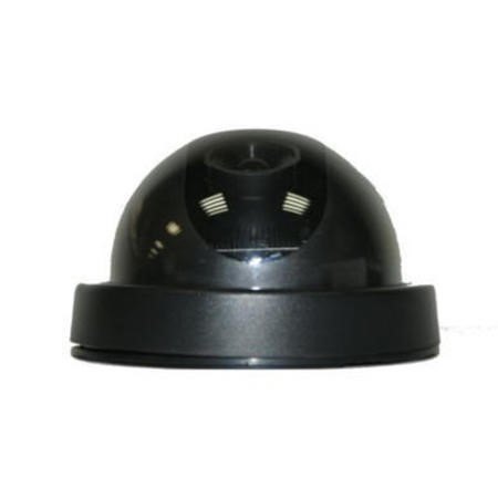 Internal Dummy Dome CCTV Camera Black