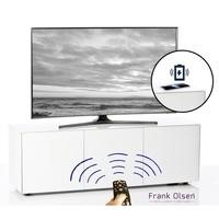 Frank Olsen INTEL1500WHT High Gloss White 1500 unit 70'' screen