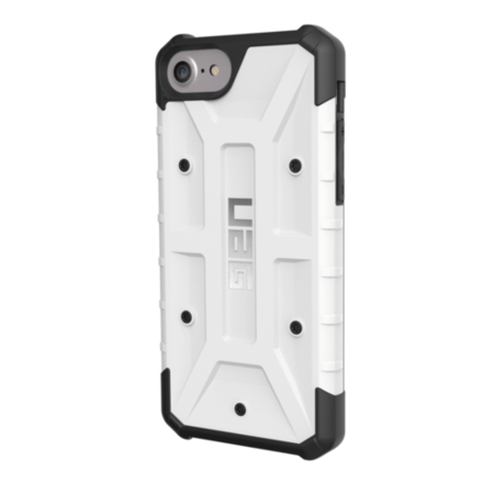 UAG iPhone 8/7/6S 4.7 Screen Pathfinder Case - White/Black