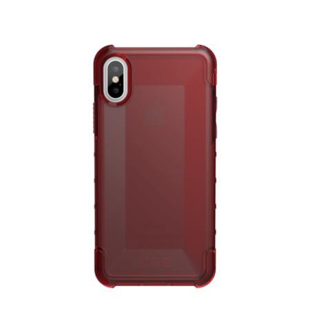 UAG iPhone X 5.8 Screen Plyo Case - Crimson