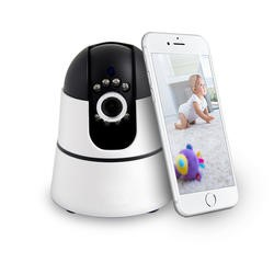 Wifi Baby Camera Video Monitoring with 2 Way Audio