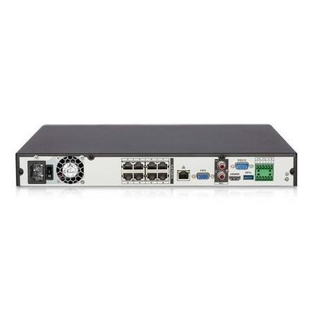 electrIQ 8ch POE 1080P/720P IP NVR with 1TB Hard Drive