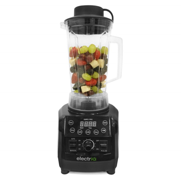 Professional 1800 W Blender Soup And Smoothie Maker With