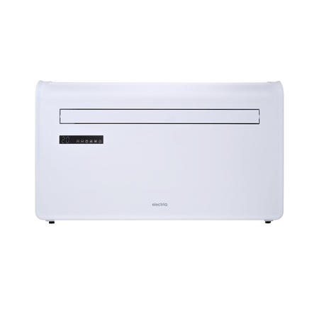 electriQ 10000 BTU Wall Mounted Heat Pump Air Conditioner with Smart App