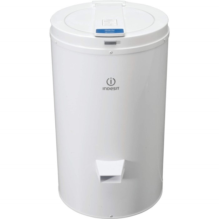 Indesit ISDG428 4kg Gravity Spin Dryer in White | Appliances Direct