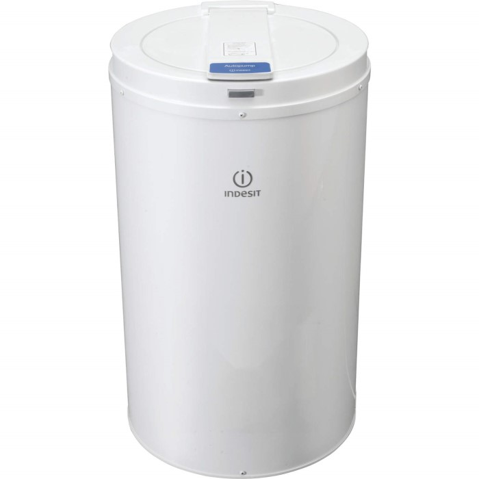 Indesit ISDP429 4kg Pump Spin Dryer in White | Appliances Direct