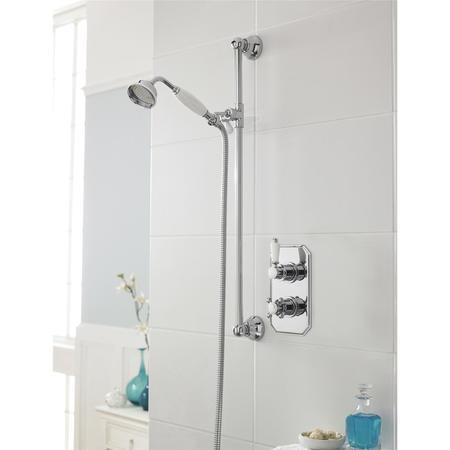 Taylor & Moore Twin Thermostatic Shower Valve