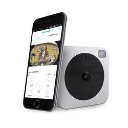 electrIQ Wi-Fi Internet High Def Video Doorbell with Motion Alarm Unlock Function and indoor chime + Free App