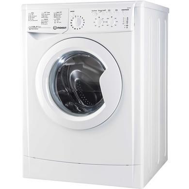 Indesit IWC81252ECO 8kg 1200rpm Freestanding Washing Machine - White