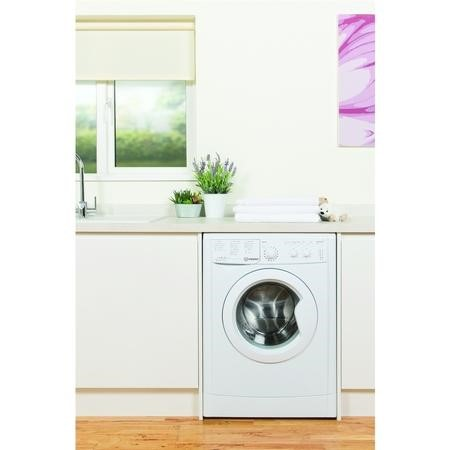 Indesit IWC91482ECO 9kg 1400rpm Freestanding Washing Machine - White