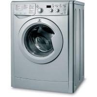 INDESIT IWDD7143S EcoTime 7kg Wash 5kg Dry 1400rpm Freestanding Washer Dryer - Silver