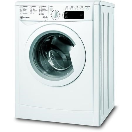 Indesit IWDD75125UKN 7kg Wash 5kg Dry 1200rpm Freestanding Washer Dryer - White