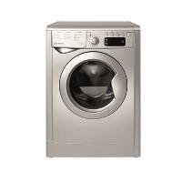 INDESIT IWDD75145SUKN 7kg Wash 5kg Dry 1400rpm Freestanding Washer Dryer - Silver