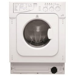 Indesit IWDE126 6kg Wash 5kg Dry Integrated Washer Dryer