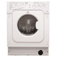 Indesit IWDE126 6kg Wash 5kg Dry 1200rpm Integrated Washer Dryer