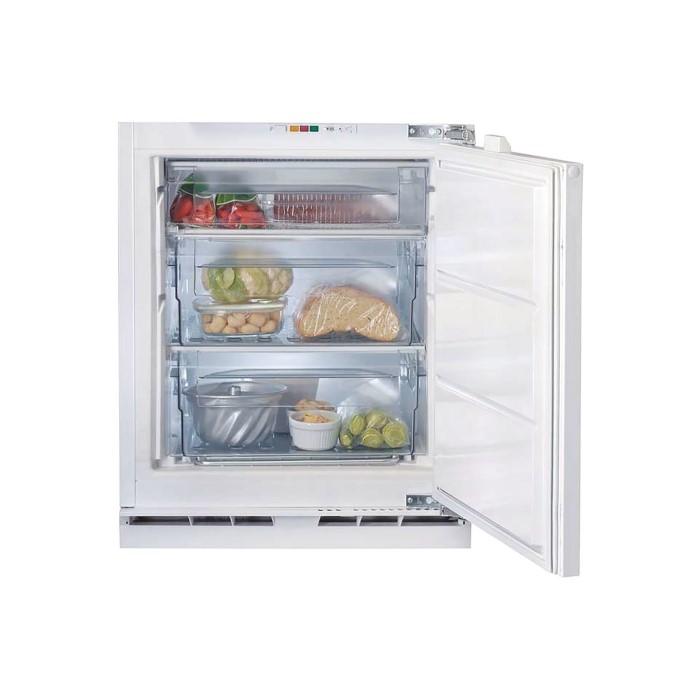 Indesit IZA1 60cm Wide Integrated Upright Under Counter Freezer ...
