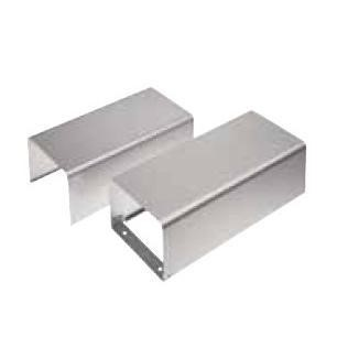 AEG K1000X Stainless Steel Chimney Section
