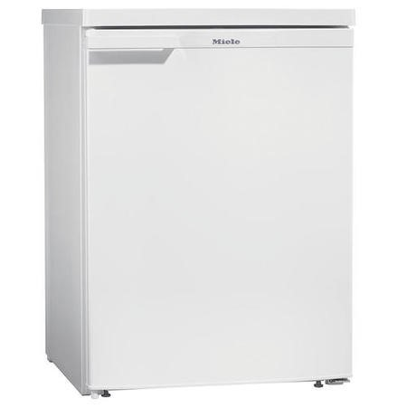 Miele K12012S-2 55cm Wide White Under Counter Freestanding Fridge With Icebox