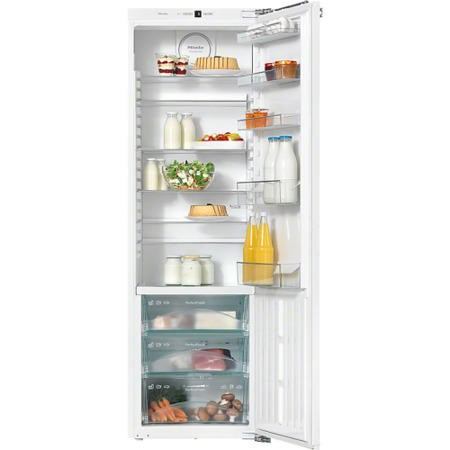 Miele K37272iD 56cm Wide Integrated In-Column Fridge - White