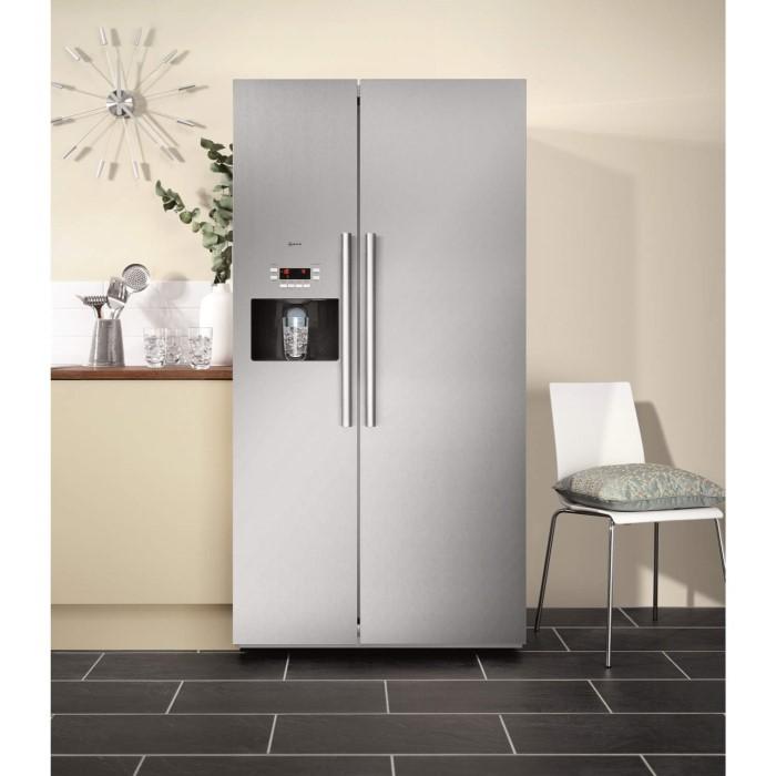 neff k3990x7gb american style american fridge freezer. Black Bedroom Furniture Sets. Home Design Ideas