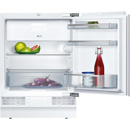 Neff K4336X8GB Series 1 Integrated Under Counter Fridge With Ice Box