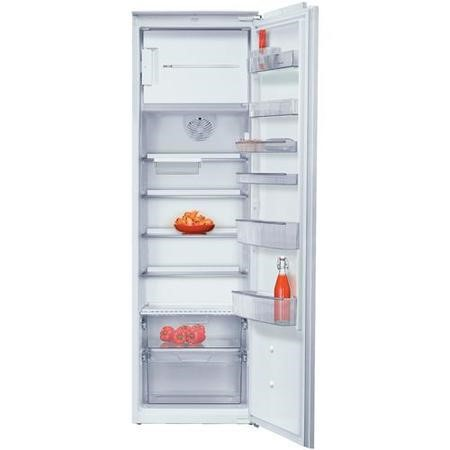 Neff K4664x8 177cm Tall Integrated Fridge With Freezer