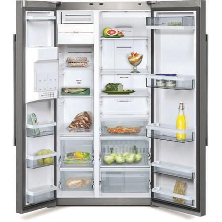 neff k5920l0gb american style american fridge freezer. Black Bedroom Furniture Sets. Home Design Ideas