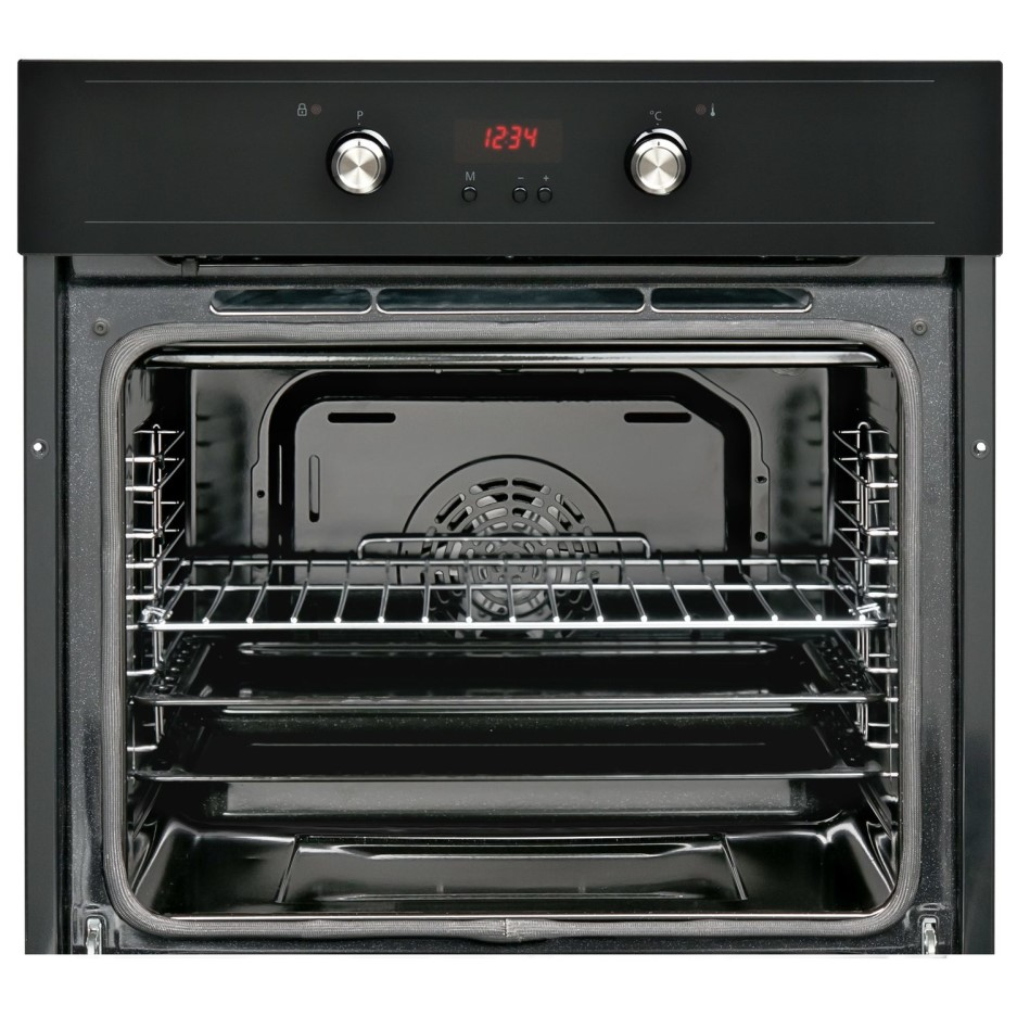 Sharp K61d27bm1 Multifunction Electric Single Oven With