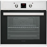 Sharp K61D27IM1 Multifunction Electric Single Oven With Pyrolytic Cleaning Stainless Steel